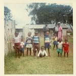 Colour photograph of the Dagoretti Children's Centre in Kenya