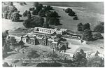 Black and white photograph of Princess Louise Scottish Hospital in Renfrewshire