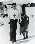 Black and white photograph of Lebanon 1976