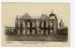 'Dining Hall, County of Middlesex War Hospital. Napsbury, Near St Albans.'