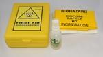Standard biohazard first aid kit