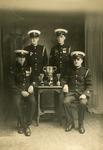 Photograph of Members of a Men's Detachment
