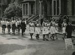 Photograph of the Youth and Juniors Parade held on 1 Jul 1945