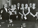 Photograph of the Cambridgeshire and Isle of Ely Branch Ball, 1958