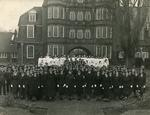 Photograph of the Training Weekend at Newnham College, 1939