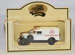Die-cast model ambulance, British Red Cross Society Cheshire County Branch