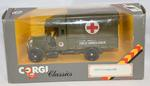 Corgi Classics die cast model field ambulance