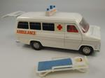 Ford Transit ambulance Dinky Toy model