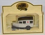 Die Cast model ambulance: Ford 'A' Type 1934